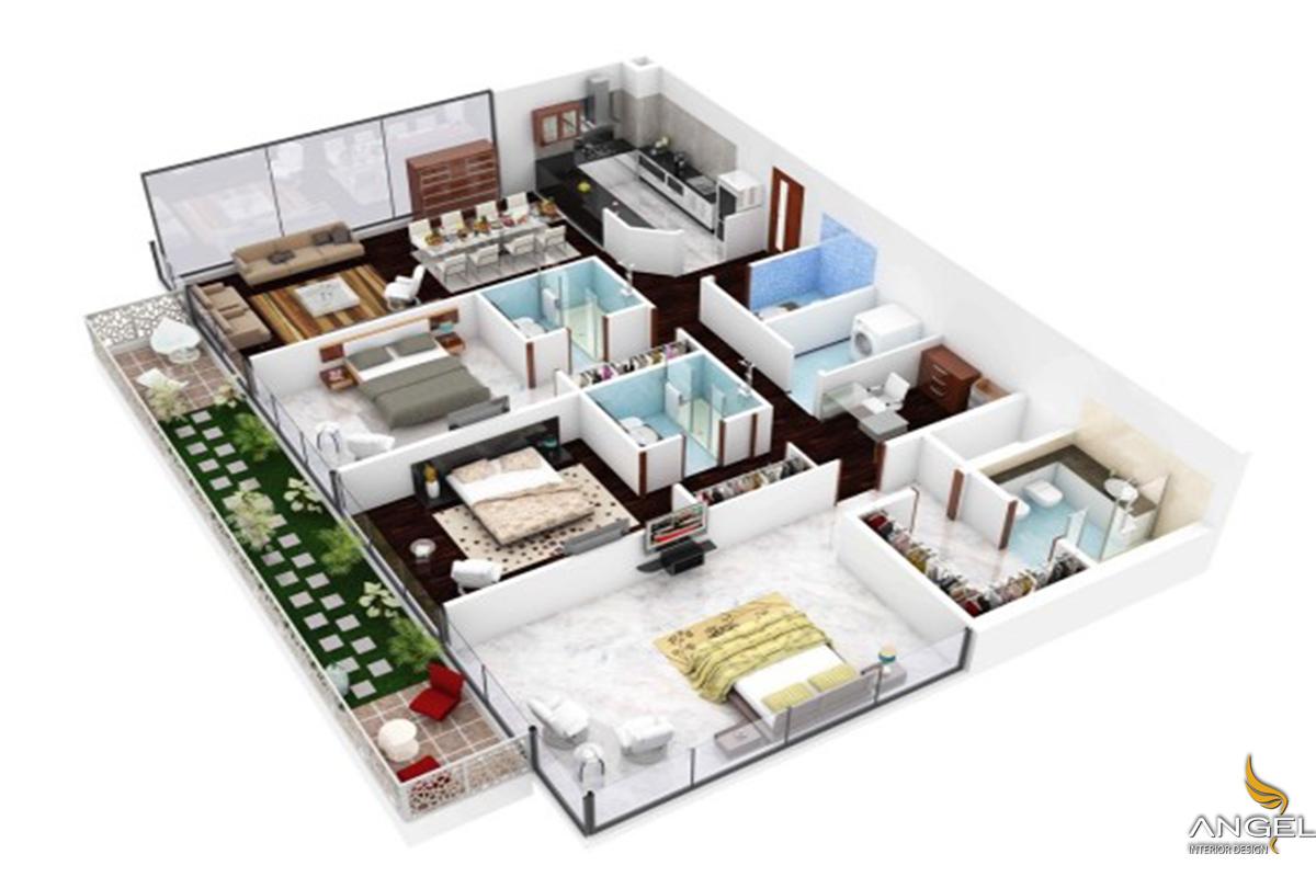 Muốn vào ngành thiết kế nội thất của các trường đại học cần gì ?