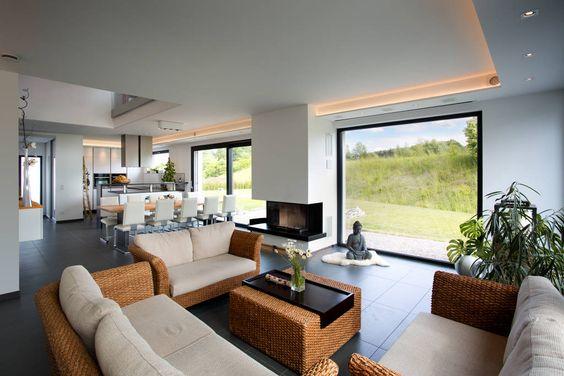 Thiết kế nội thất biệt thự đón mùa hè