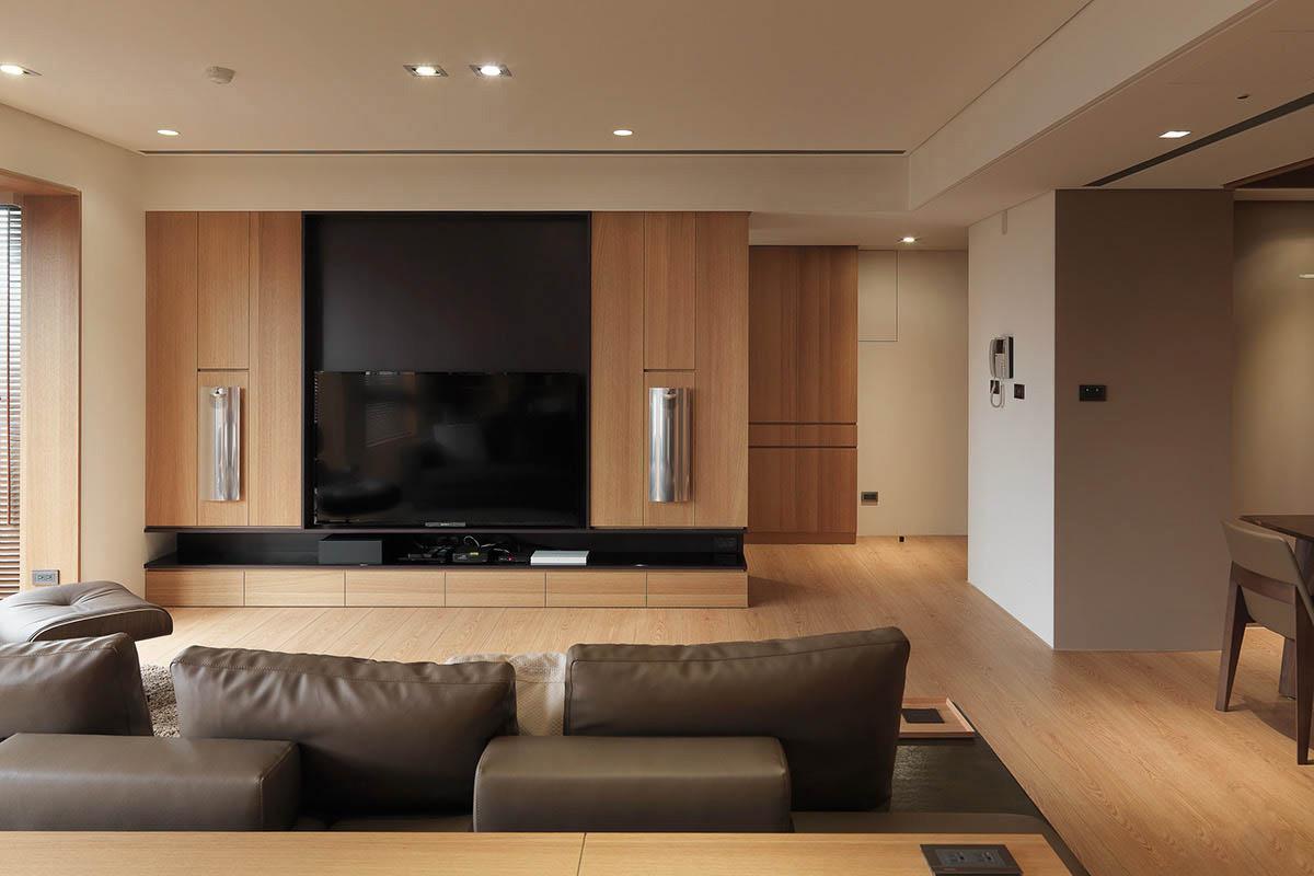 Thiết kế nội thất biệt thự phong cách mở
