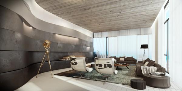 Thiết kế nội thất Penthouse bức phá đẳng cấp doanh nhân
