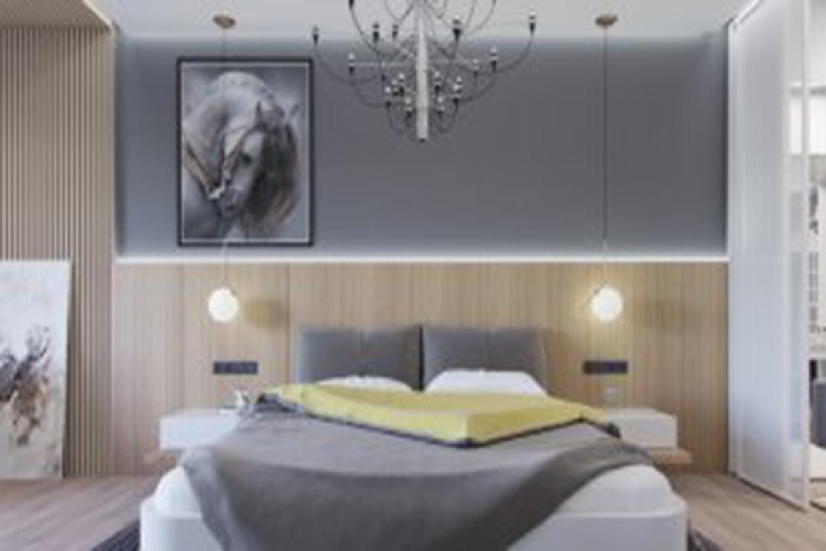 Thiết kế nội thất phòng khách sạn hài hòa tự nhiên nhất