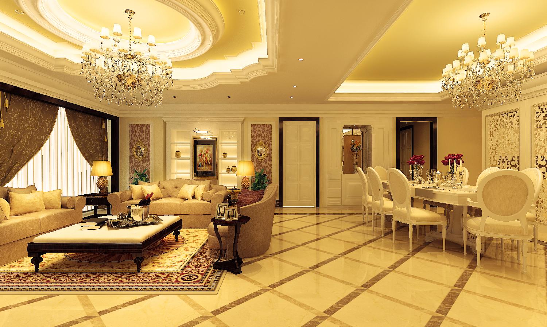 Thiết kế nội thất ngoại thất kiểu Tây Âu